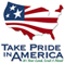 Take Pride in America logo